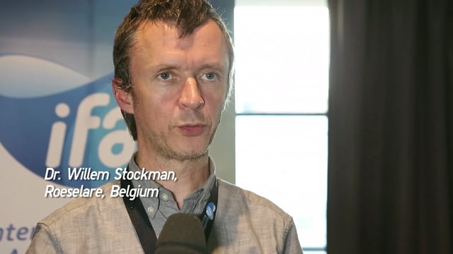 Faculty Quote Dr. Willem Stockman