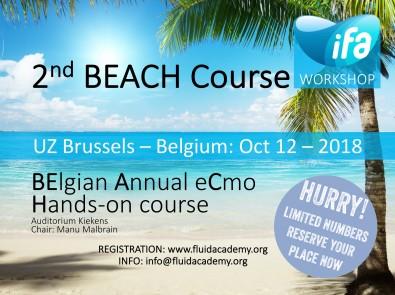 2nd BEACH course