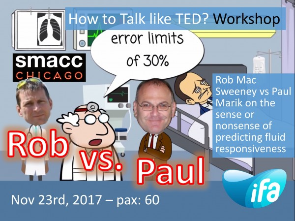 Workshop on How to talk like TED?