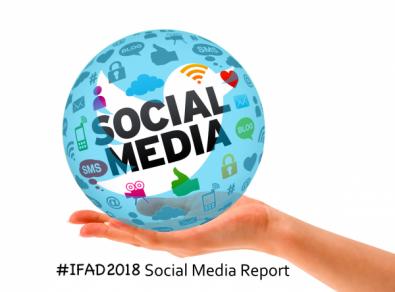 #IFAD2018 Social Media Report
