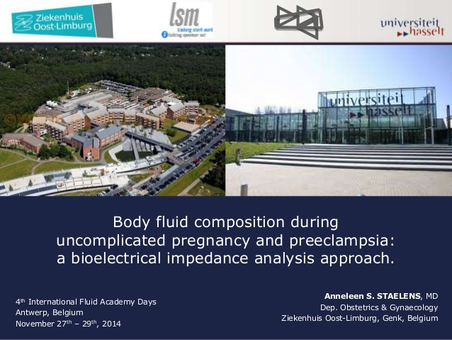 Body fluid composition during uncomplicated pregnancy and preeclampsia: a bioelectrical impedance analysis approach