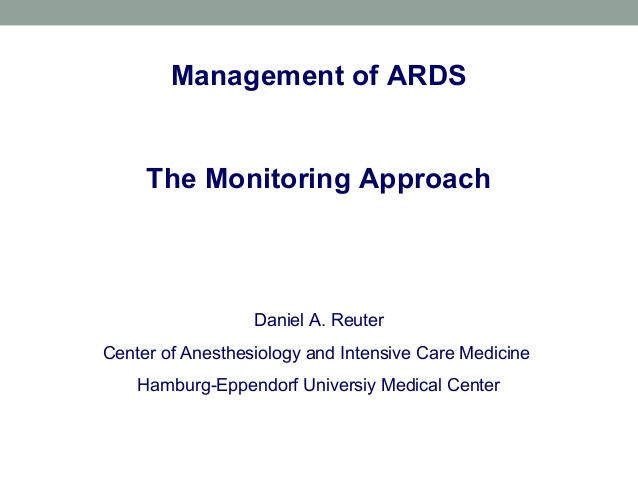 ards pro monitoring