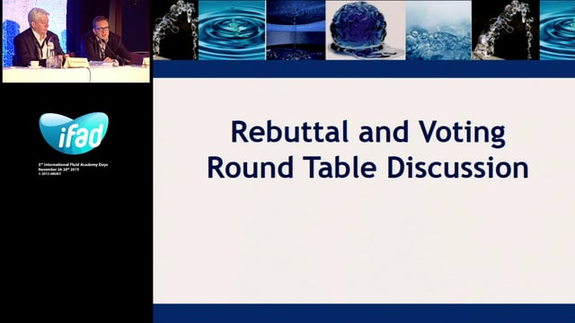 Rebuttal and Voting - Round Table Discussion