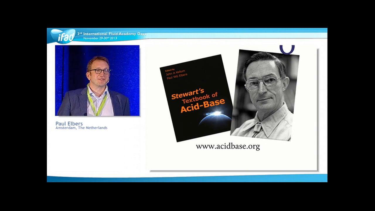 Paul Elbers - Tutorial Acid Base
