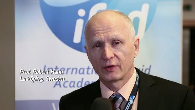Faculty Quote Dr. Robert Hahn