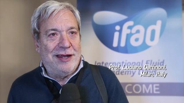 Faculty Quote Dr. Luciano Gattinoni
