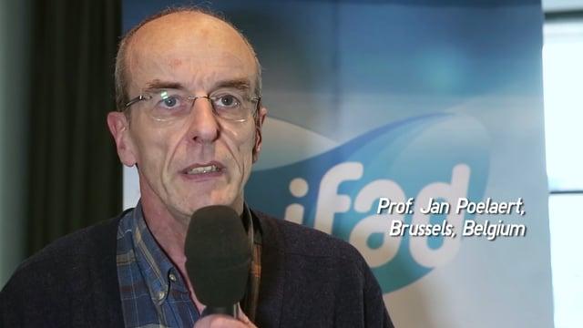 Faculty Quote Dr. Jan Poelaert
