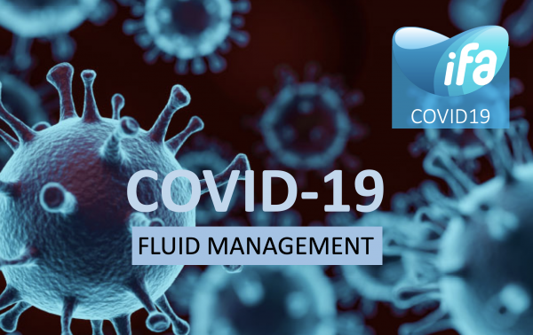 Fluids in #COVID19