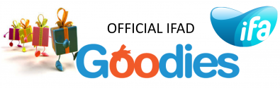 6th IFAD Merchandise