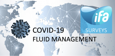 Fill in #COVID19 survey on Fluid Management